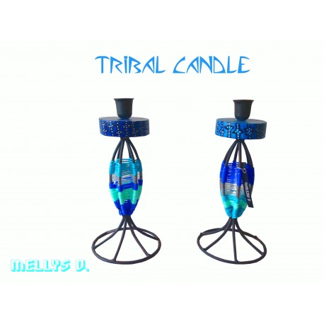 TRIBAL CANDLE