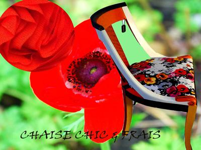Inspiration Chaise Chic & Frais